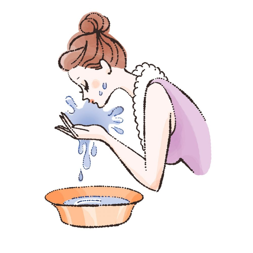 How to use STEAMCREAM Cleansing Balm step 3